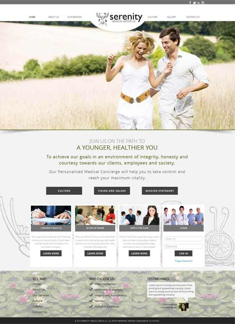 Website Design Irvine